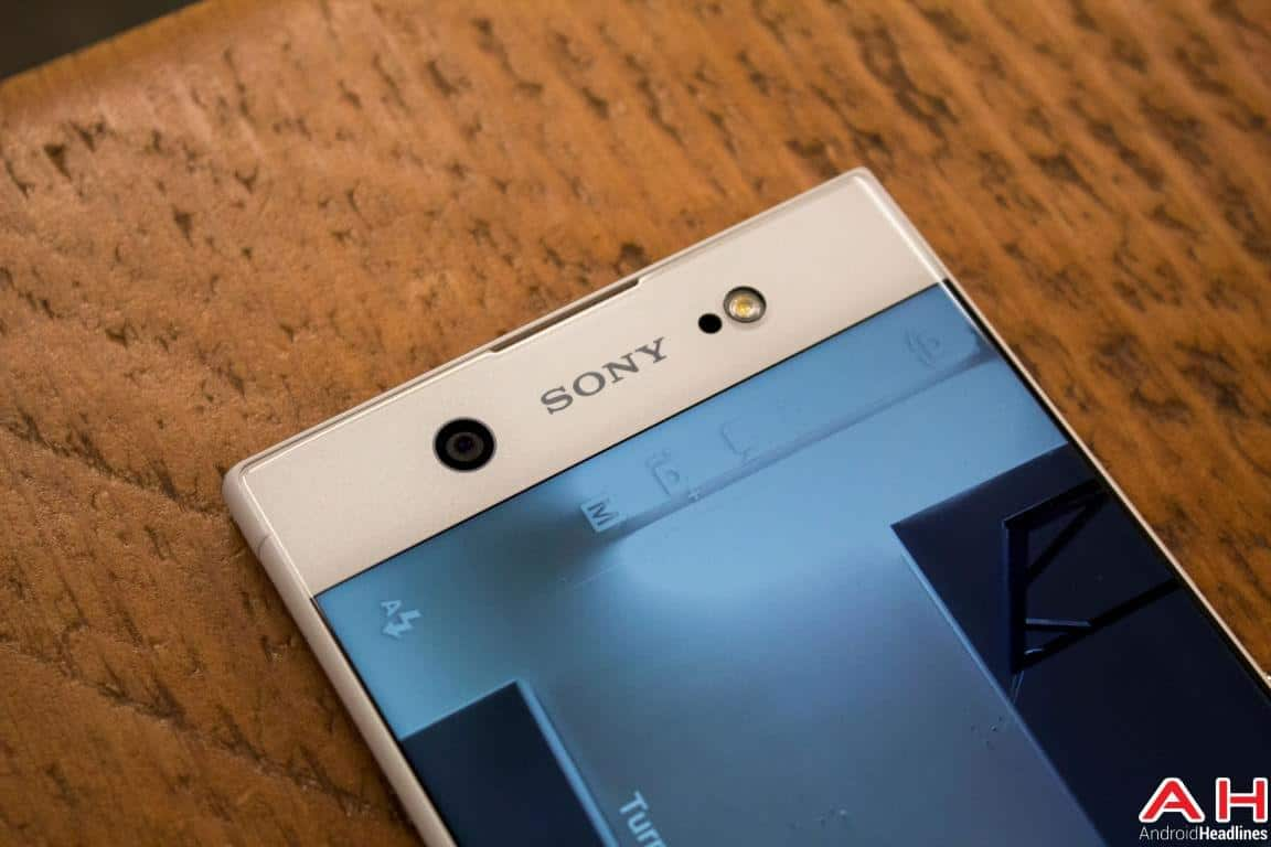 Sony Xperia XA1 Ultra Hands On AH 6