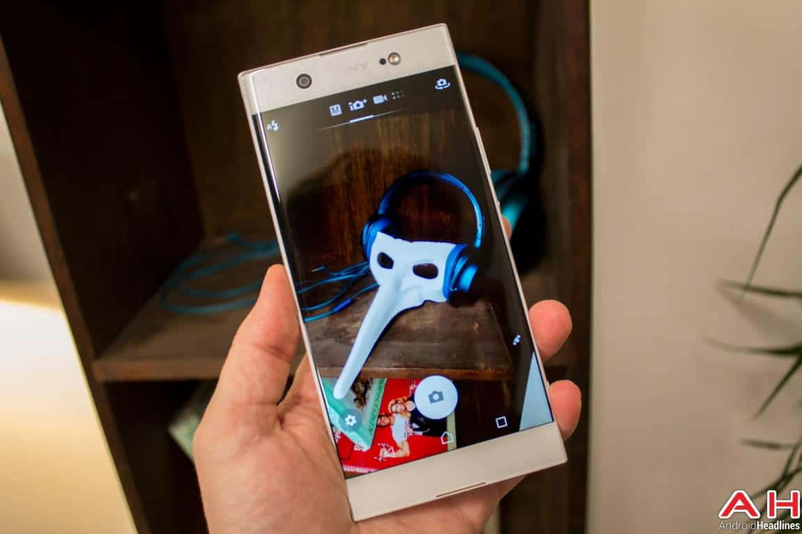 Sony Xperia XA1 Ultra Hands On AH 7