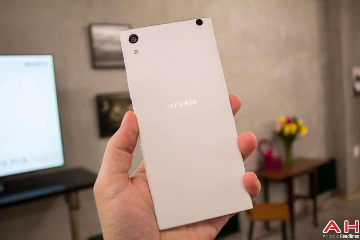 Sony Xperia XA1 Ultra Hands On AH 8