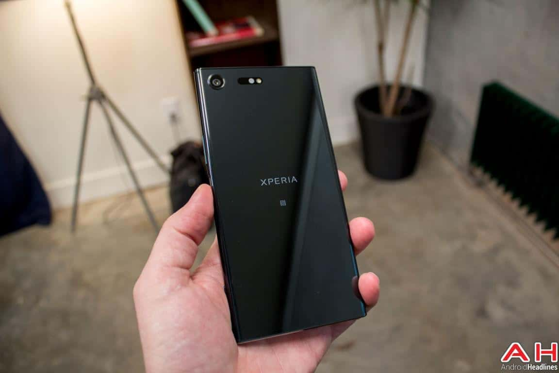 Sony Xperia XZ Premium Hands On AH 2