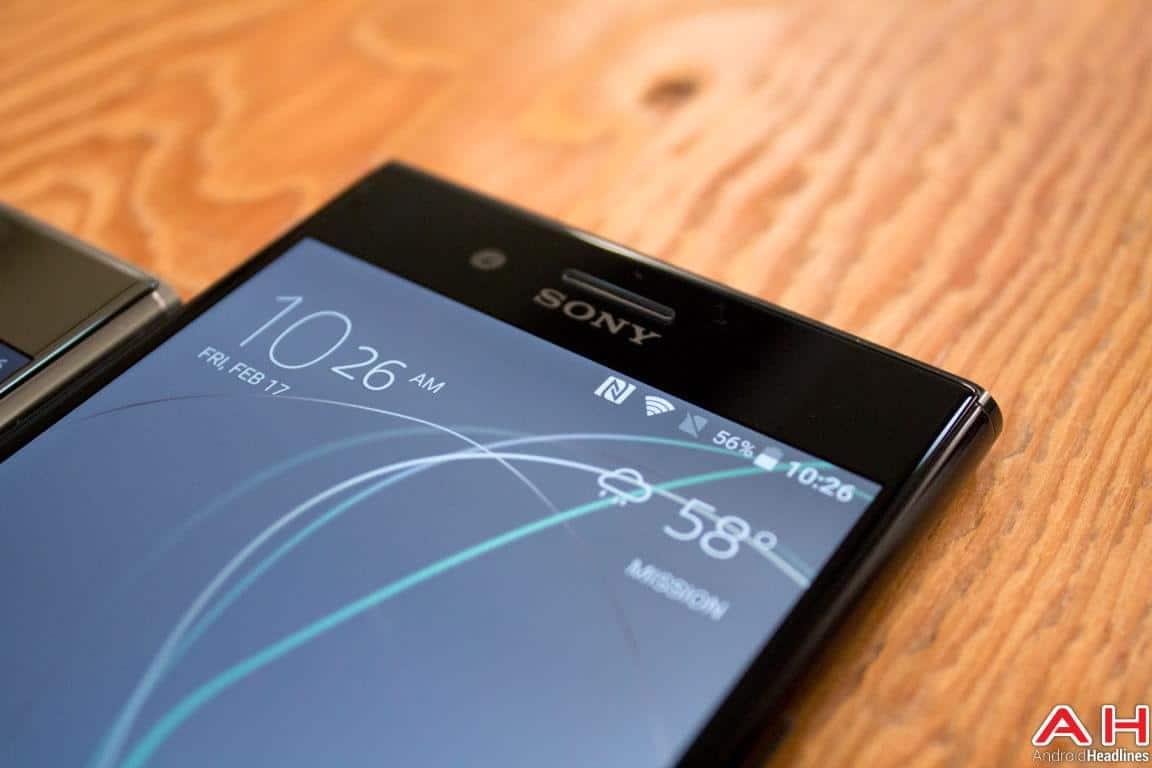 Sony Xperia XZ Premium Hands On AH 20