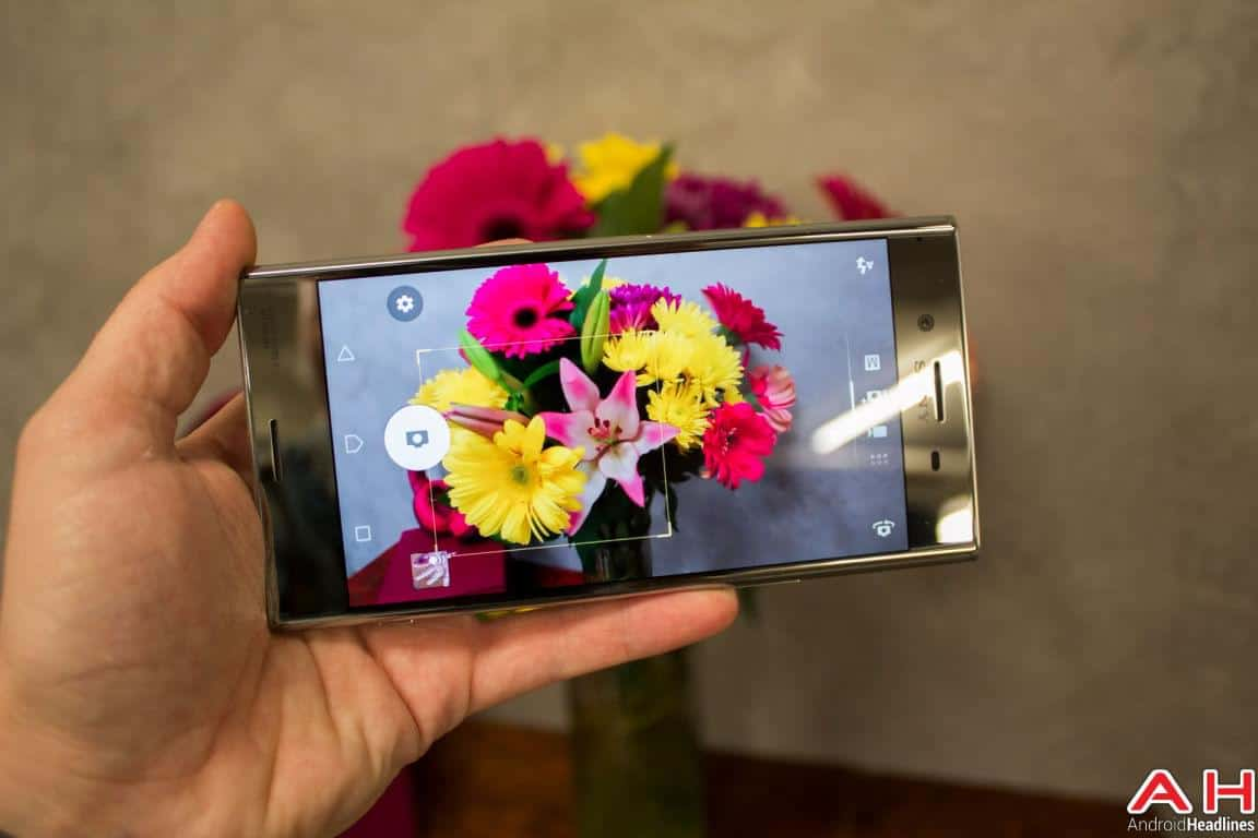Sony Xperia XZ Premium Hands On AH 25