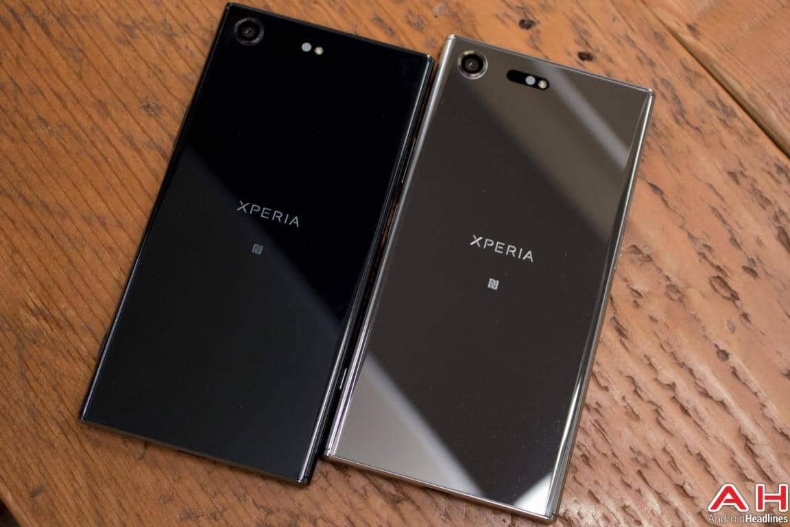 Sony Xperia XZ Premium Hands On AH 3