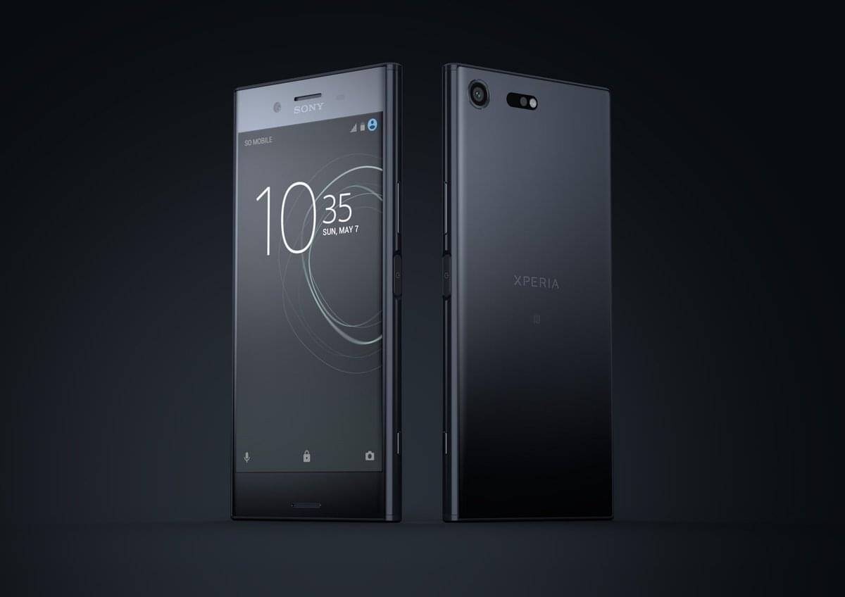 Sony Xperia XZ Premium Vodafone UK