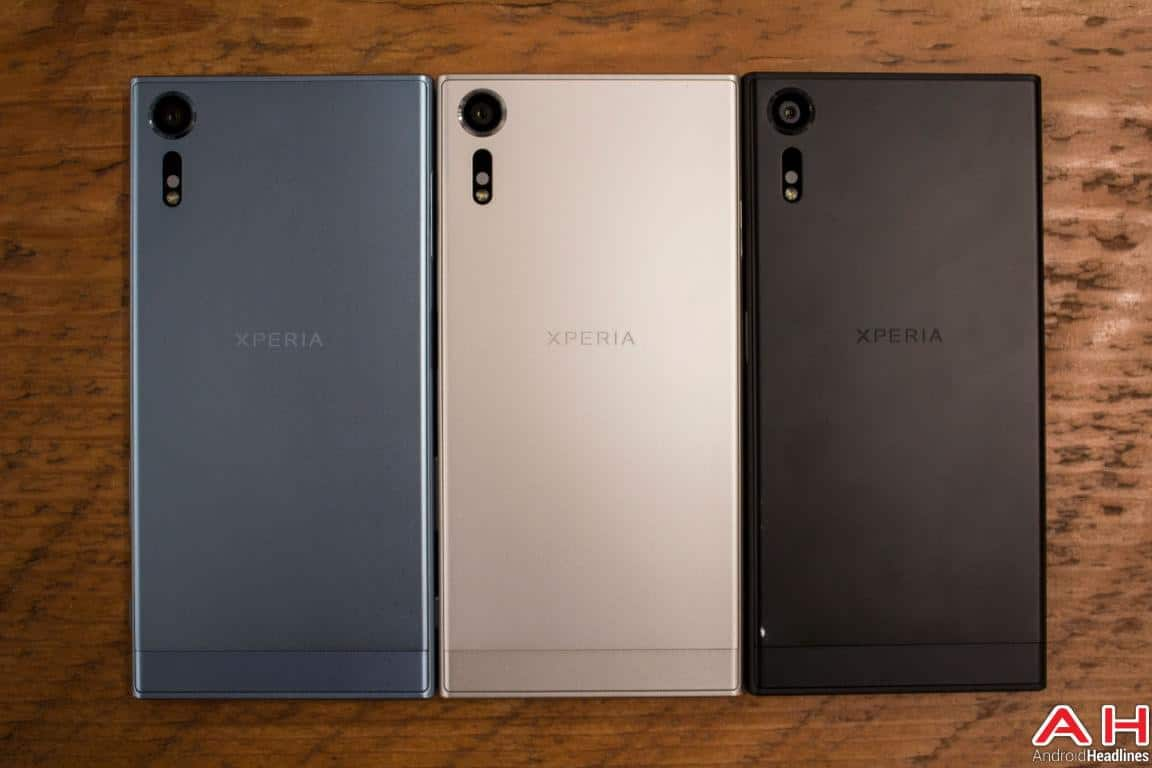 Sony Xperia XZs Hands On AH 2