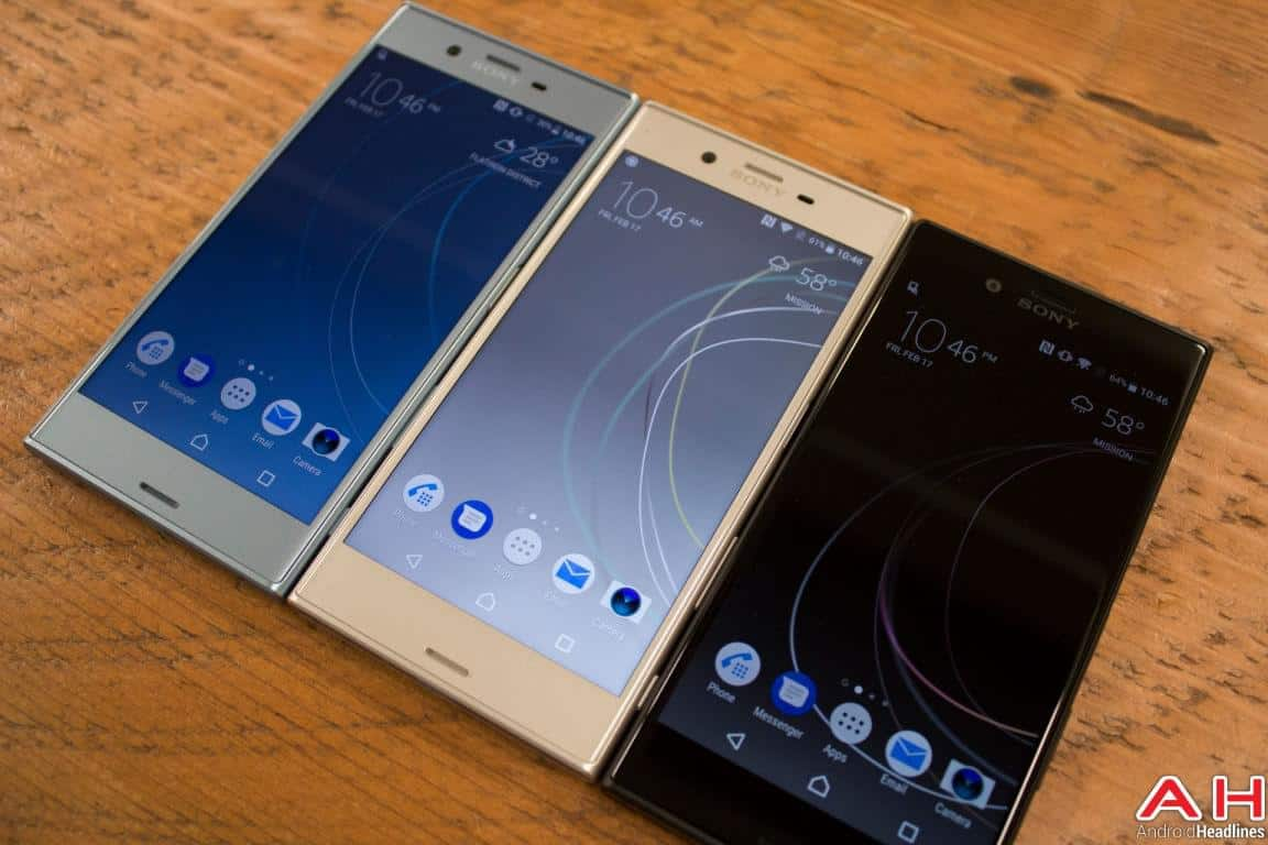 Sony Xperia XZs Hands On AH 3