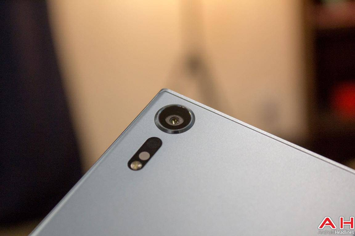 Sony Xperia XZs Hands On AH 9