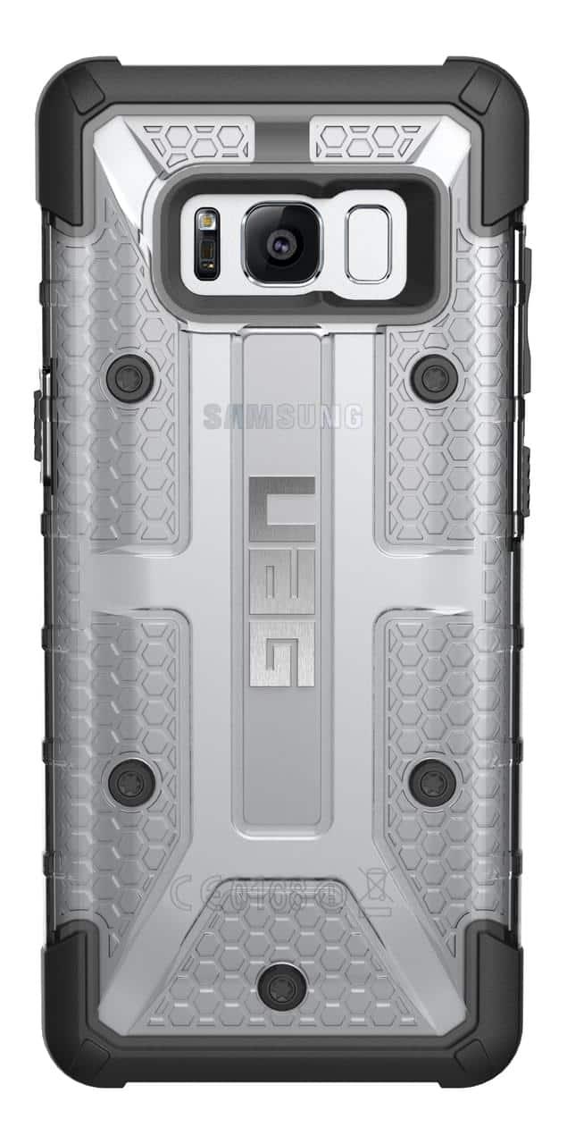 UAGs Samsung Galaxy S8 Plasma case pre launch 4