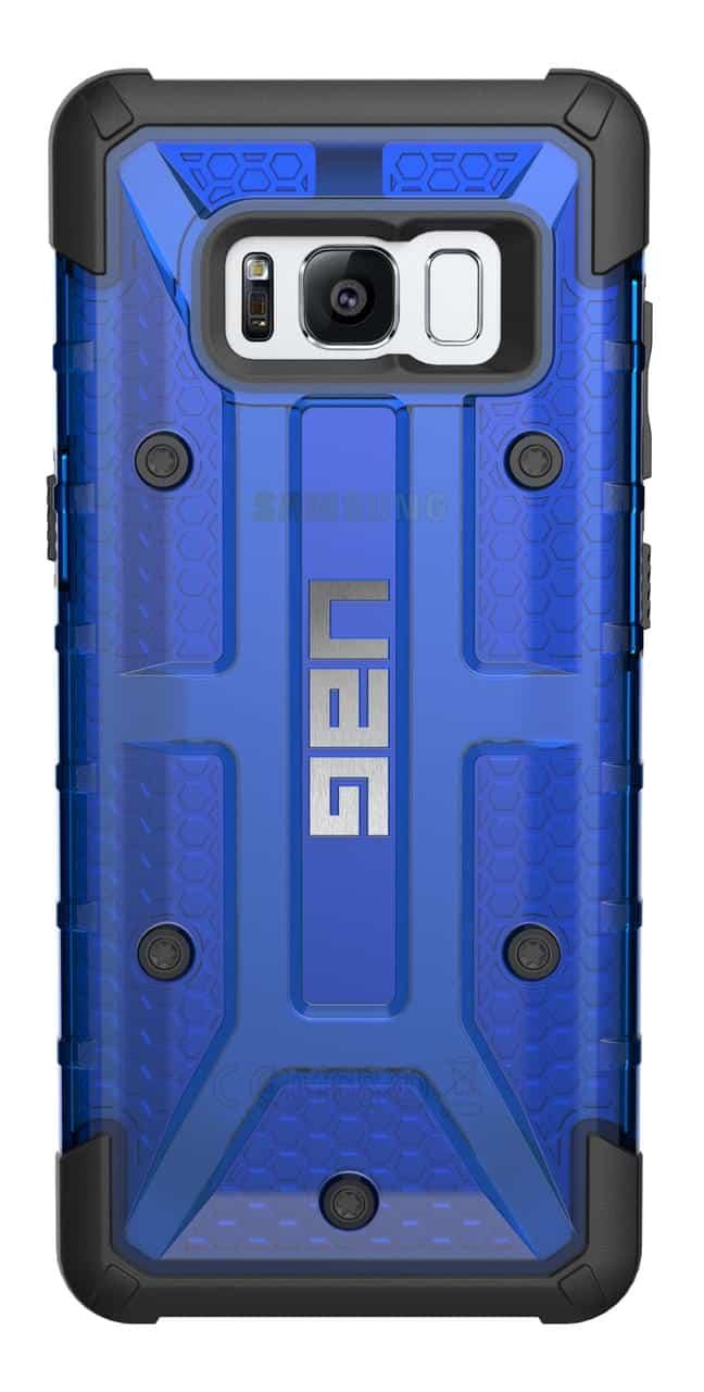 UAGs Samsung Galaxy S8 Plasma case pre launch 6