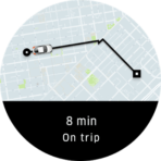 Uber Android Wear 2.0 2