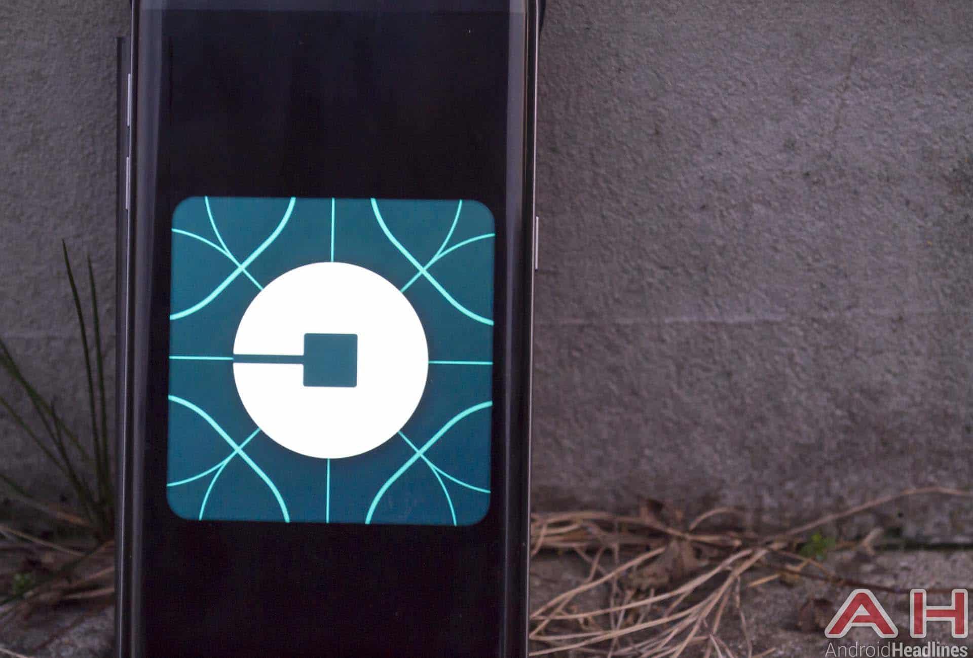 Uber Logo New