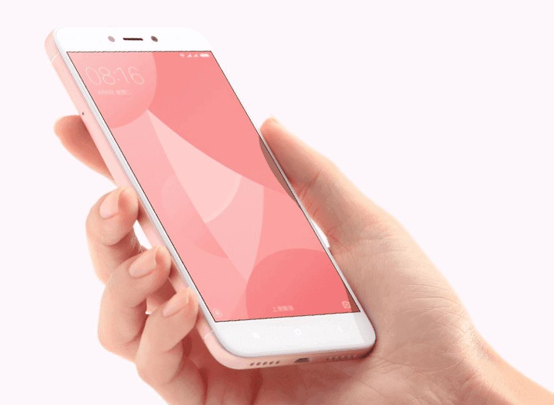 Xiaomi Redmi 4X 3