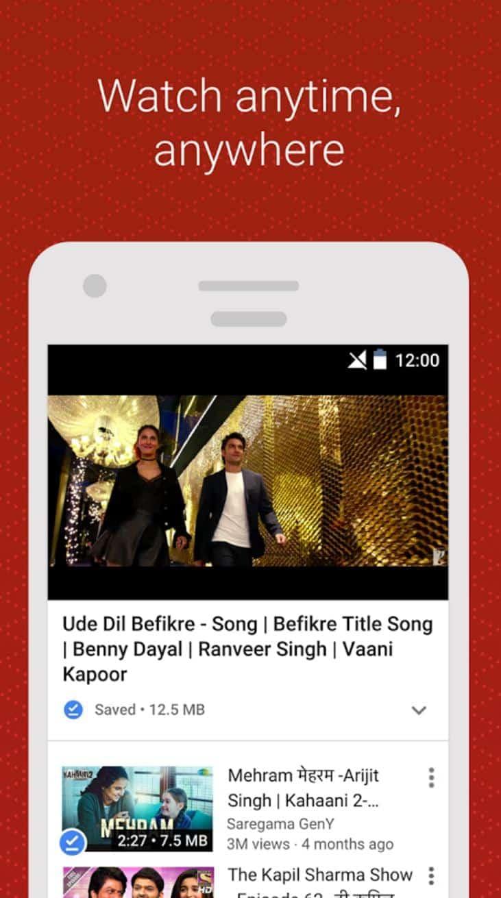 YouTube Go Screenshot 6