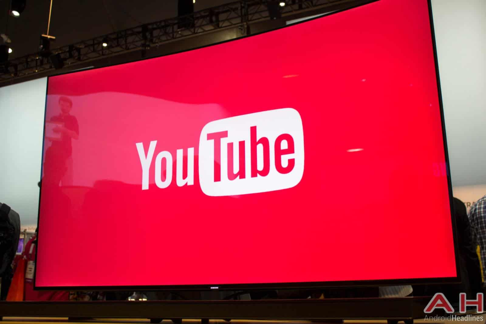 YouTube Logo AH big screen
