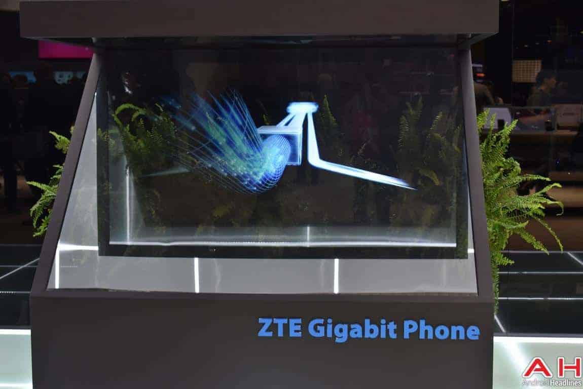 ZTE Gigabit Phone AH 10
