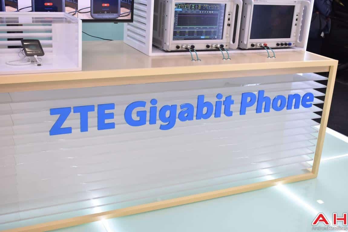 ZTE Gigabit Phone AH 2