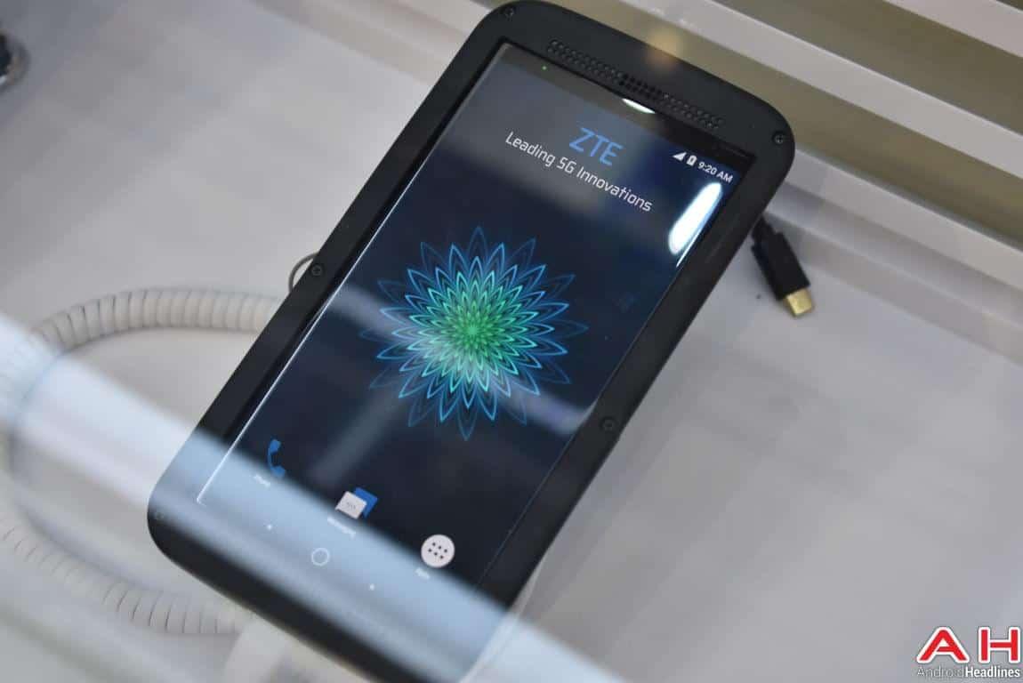 ZTE Gigabit Phone AH 4