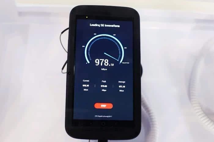 ZTE Gigabit Phone 1