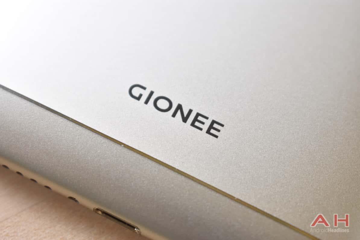 AH Gionee A1 8