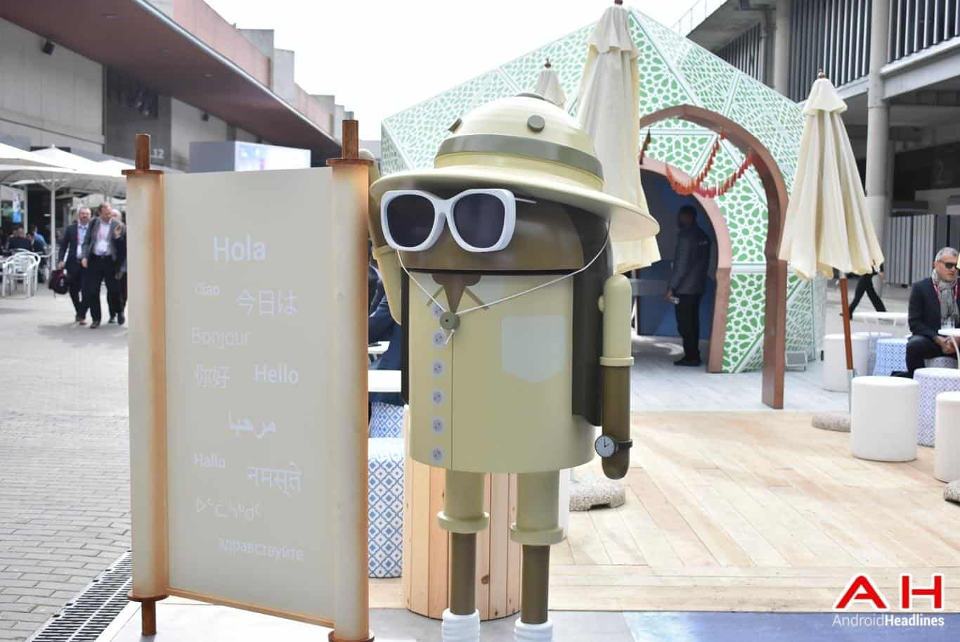 Android Village MWC 2017 AH 1