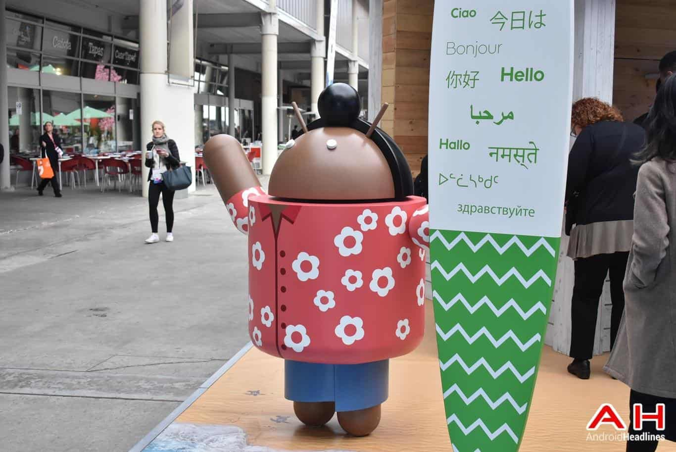 Android Village MWC 2017 AH 16