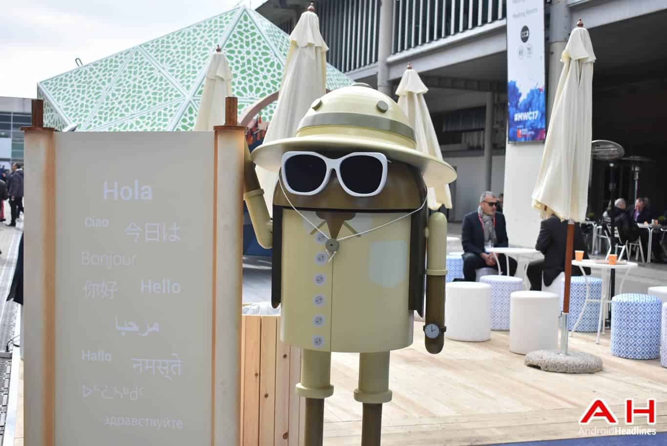 Android Village MWC 2017 AH 2