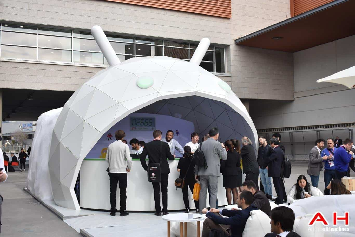 Android Village MWC 2017 AH 22