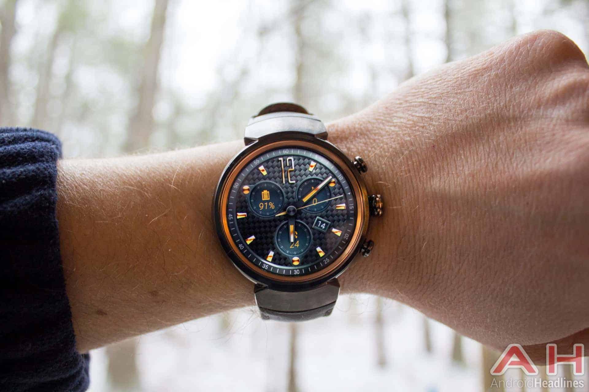 Asus Zenwatch 3 AH NS 08