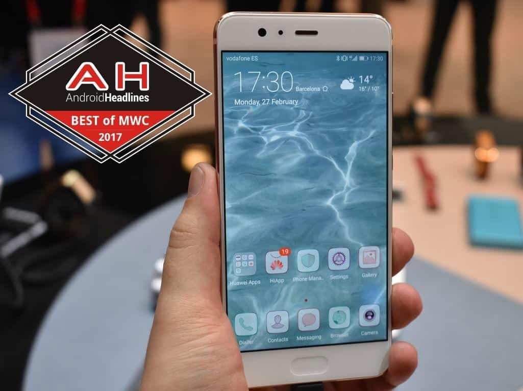 Best of MWC 2017 Huawei P10