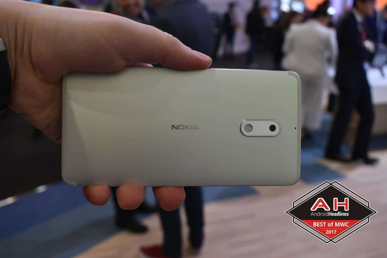 Best of MWC 2017 Nokia 6