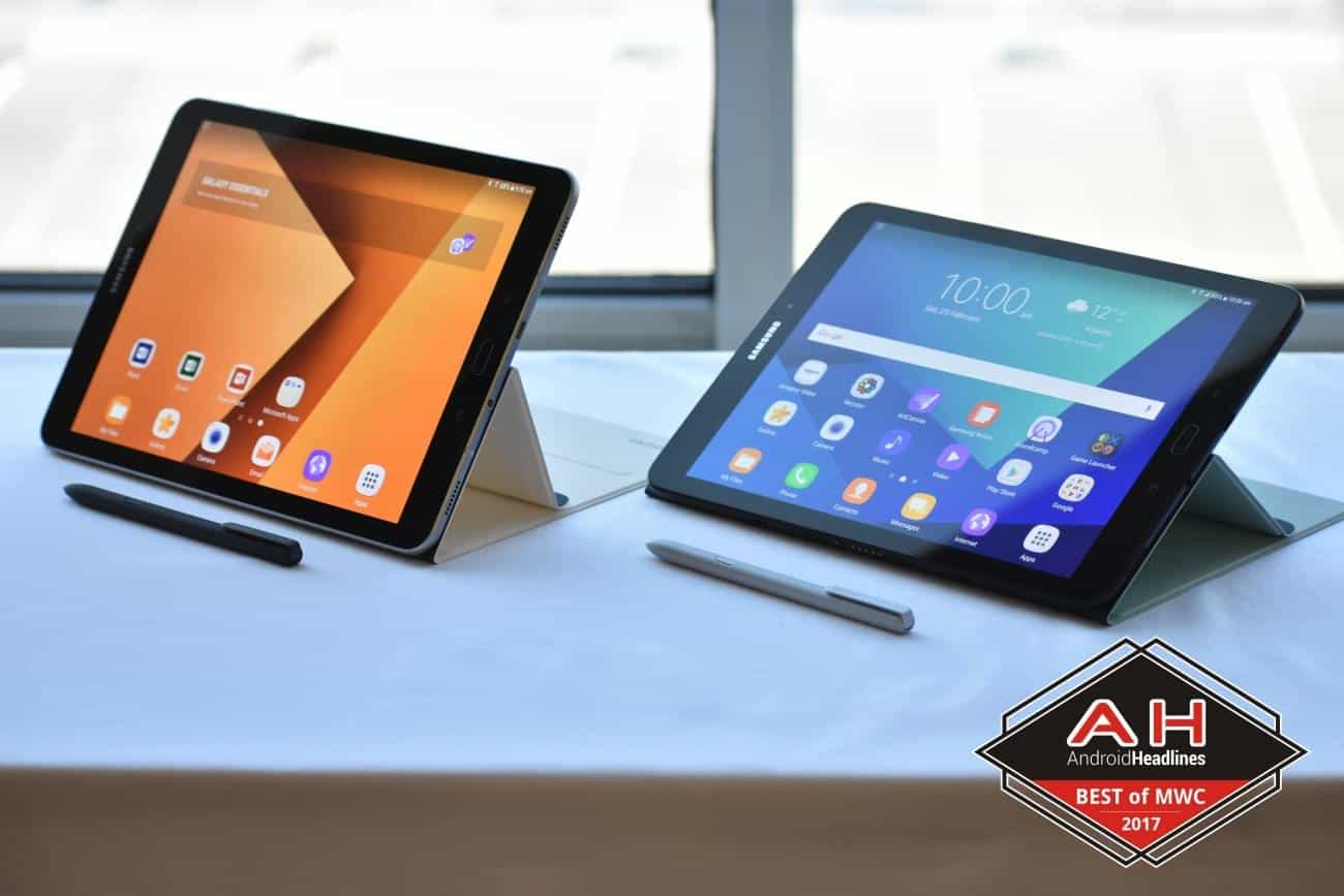 Best of MWC2017 Tab S3