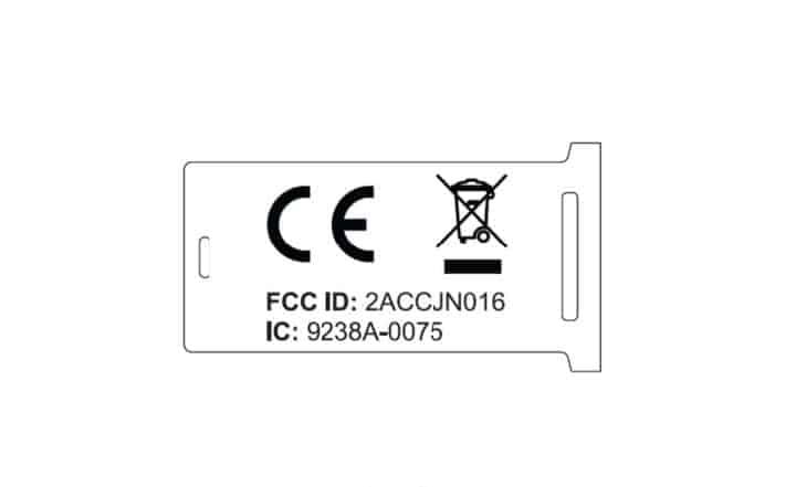 BlackBerry KEYone FCC 3