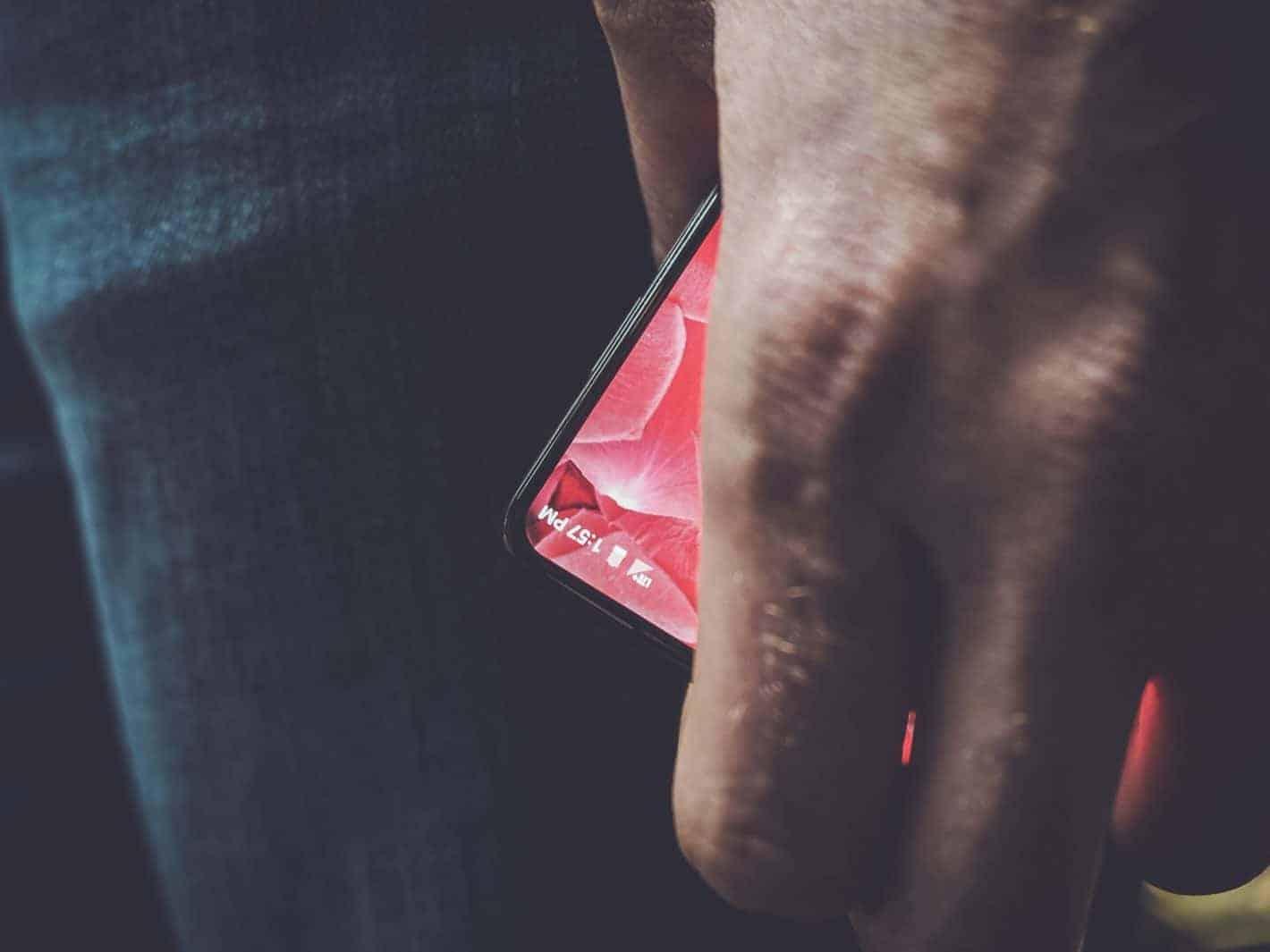 Essential smartphone teaser 1