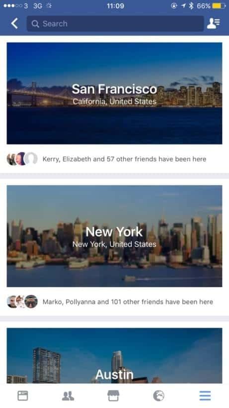 Facebook City Guides 1 2