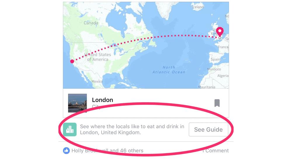 Facebook City Guides 7