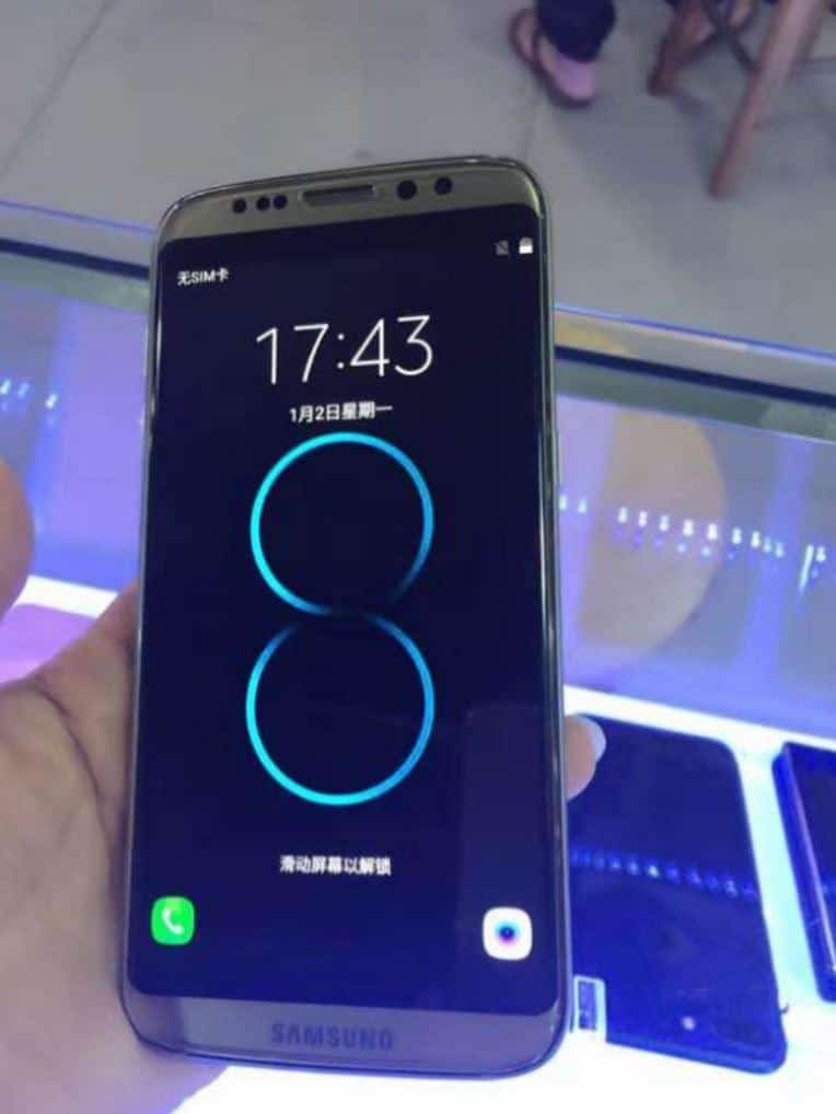 Galaxy S8 Chinese Knockoff 2