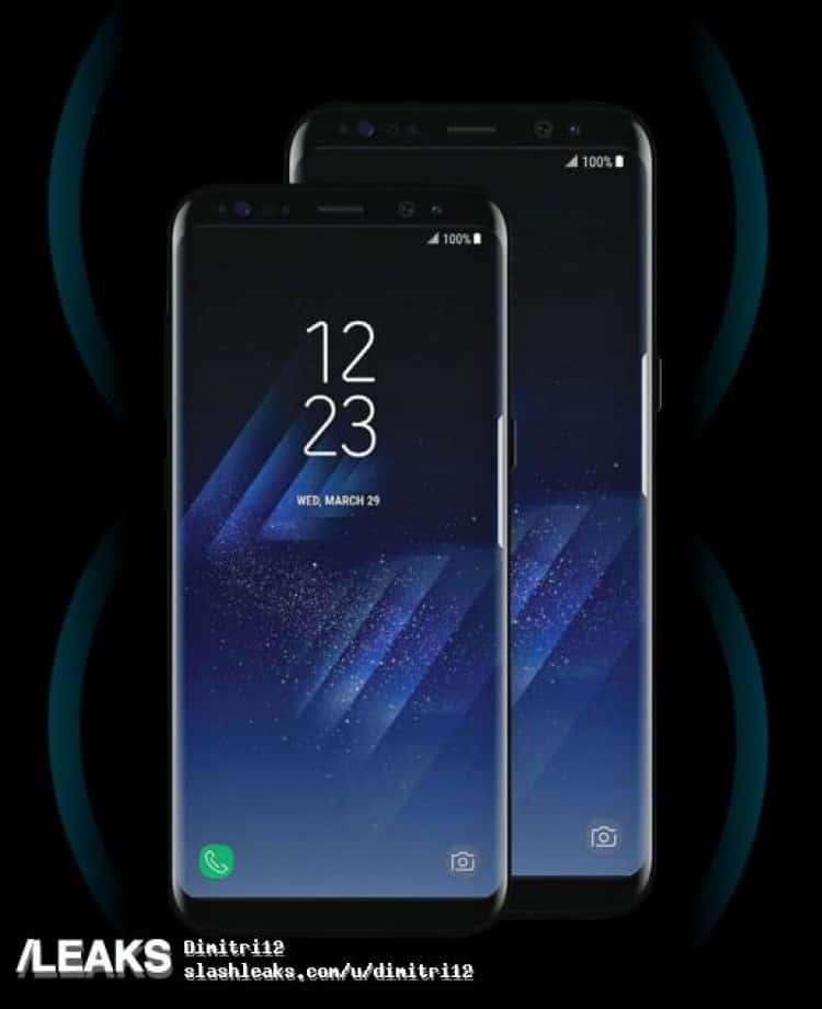 Galaxy S8 Promotional Image Leaks 2