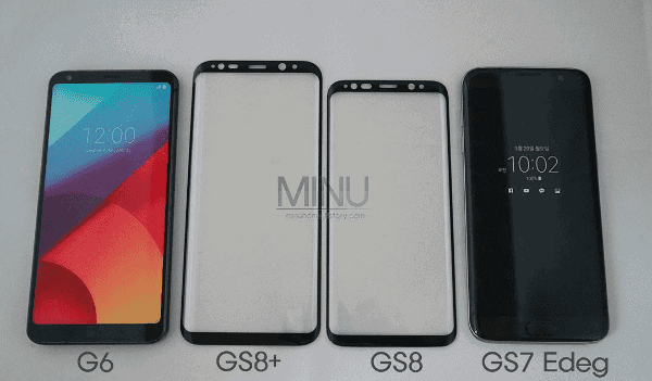 Galaxy S8 and Galaxy S8 Plus leaks 6