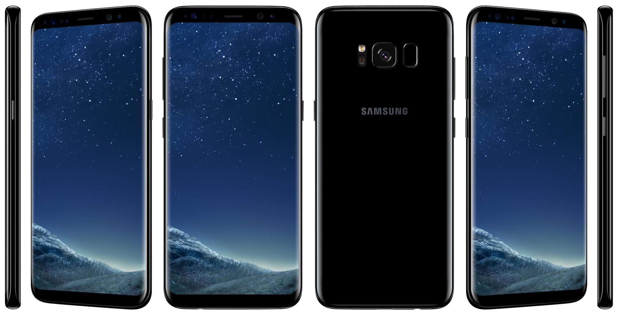Galaxy S8 render leak 111