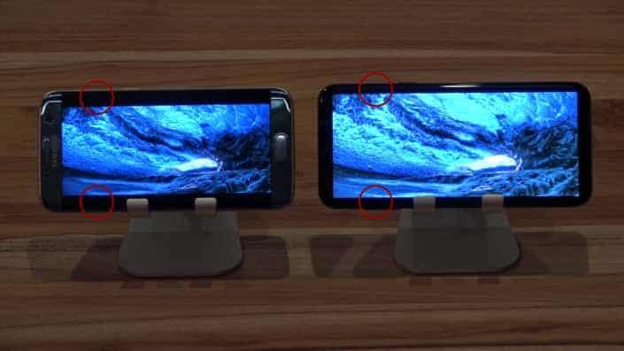 Galaxy S8 Infinity Display 5
