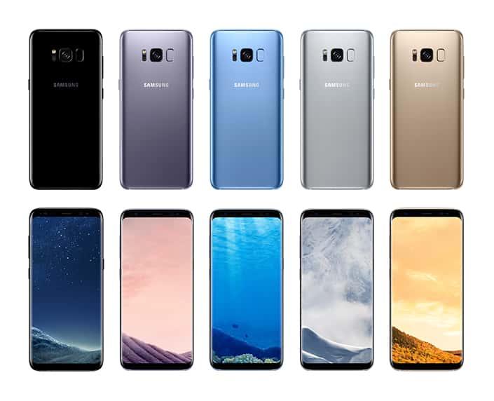 Galaxy S8 UI Seamless 3