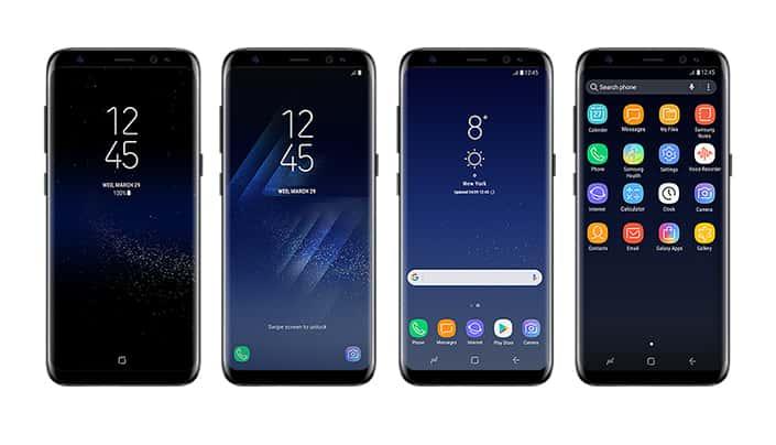 Galaxy S8 UI Seamless 4