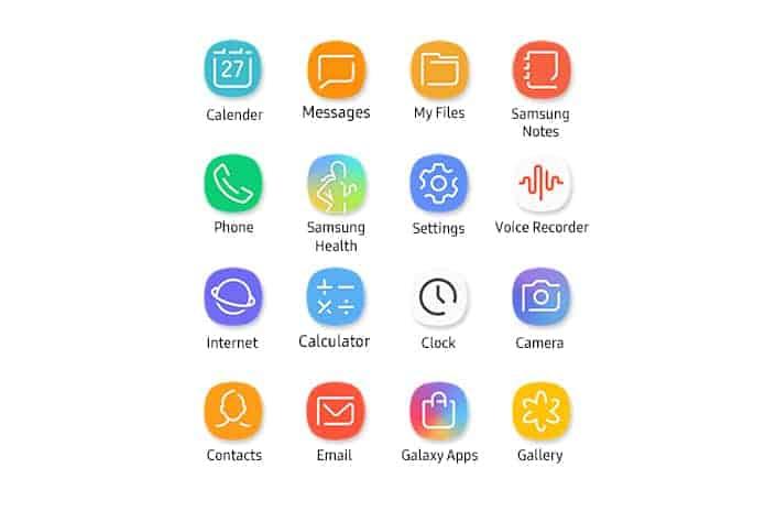 Galaxy S8 UI Seamless 5