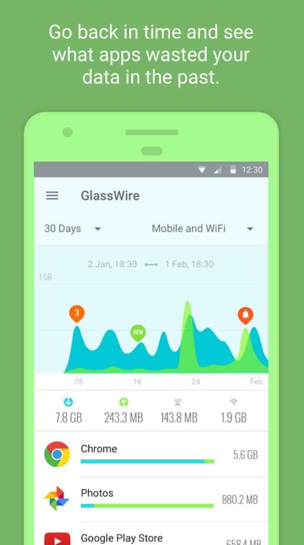 GlassWire 2
