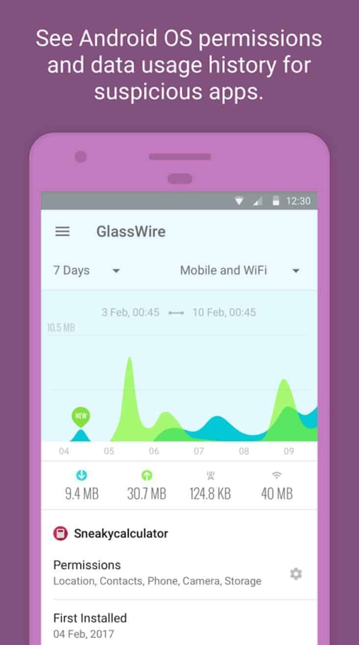 GlassWire 5