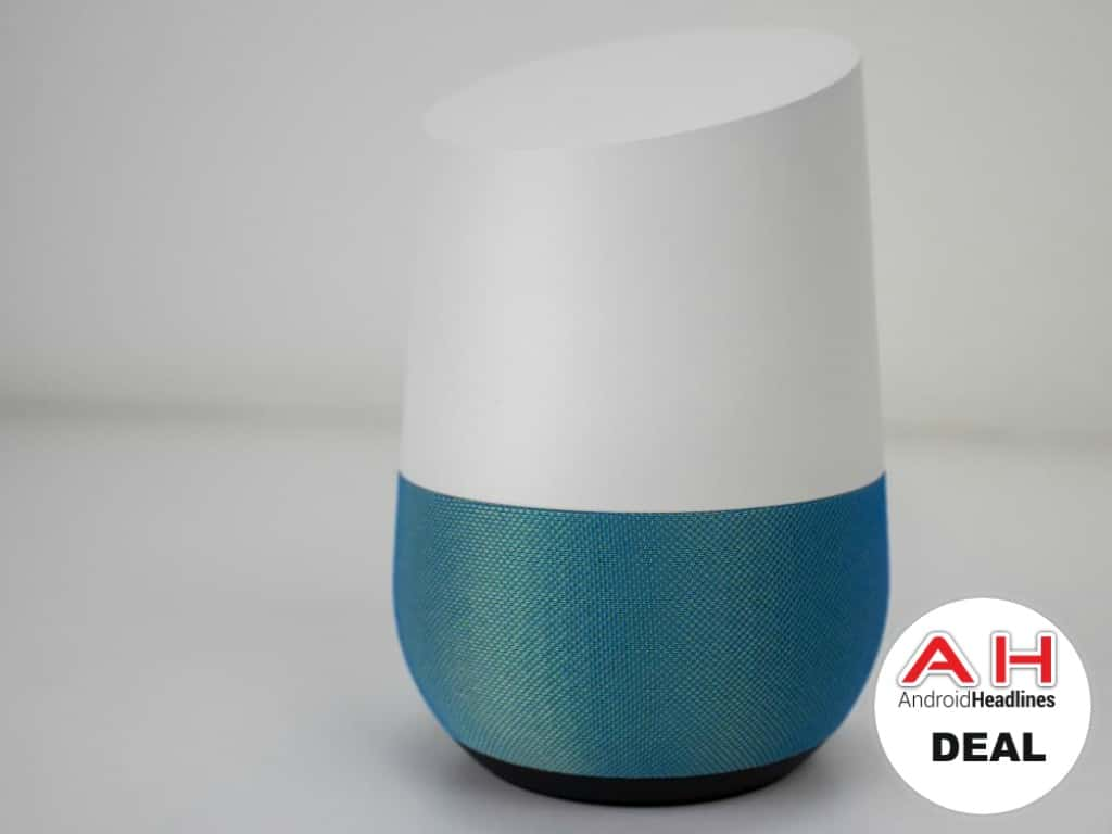Deal: Google Home for $99 - 11/10/17 | Androidheadlines.com