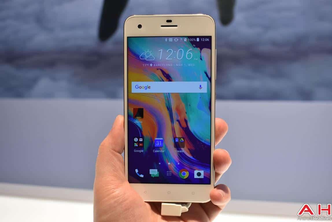 HTC Desire 10 Pro Hands On AH 10