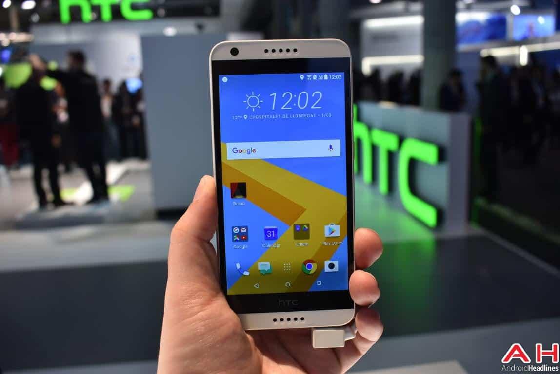 HTC Desire 650 Hands On AH 12