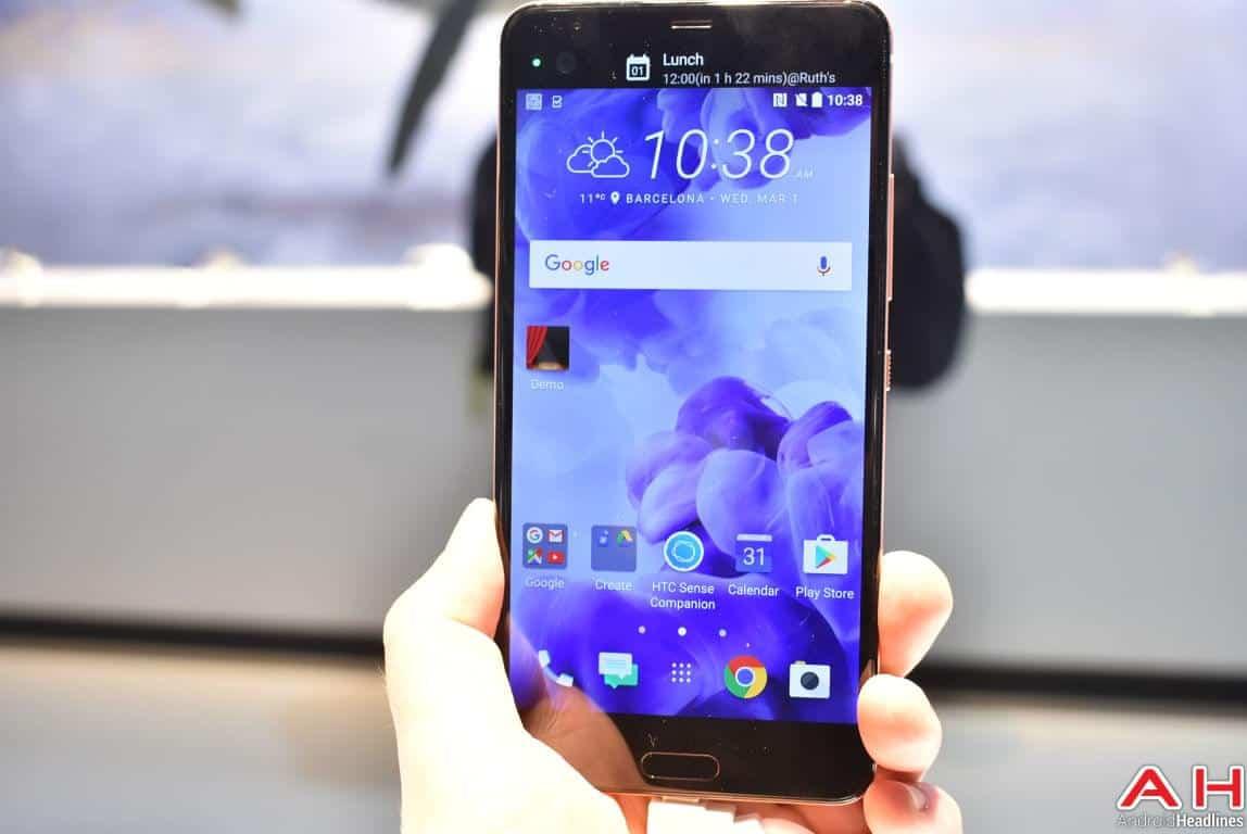 HTC U Ultra Hands On AH 1
