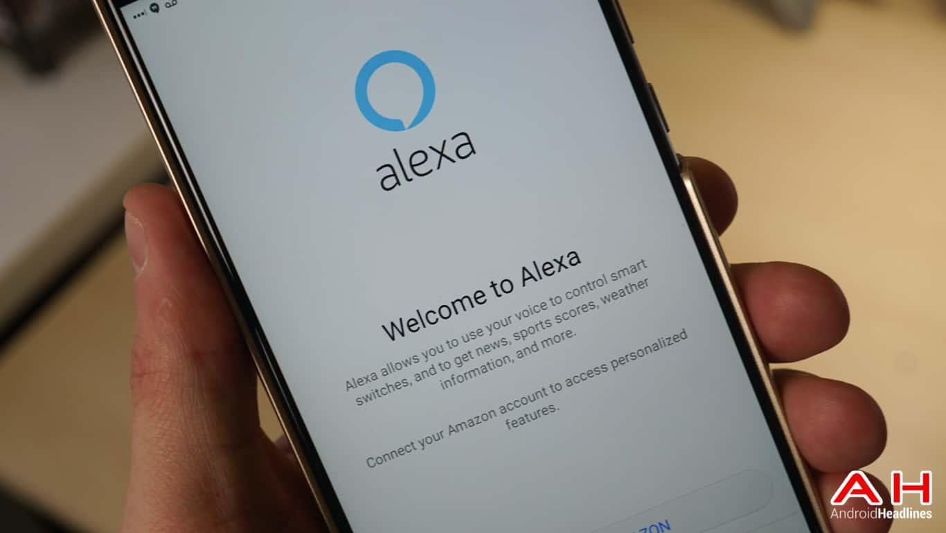 Huawei Mate 9 Amazon Alexa 2 AH 1